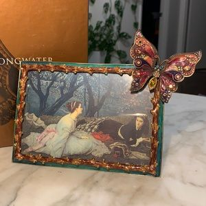 Jay Strongwater Butterfly Frame